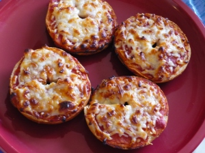 pizza-bagels